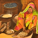 Nani Cooks with Clean Water